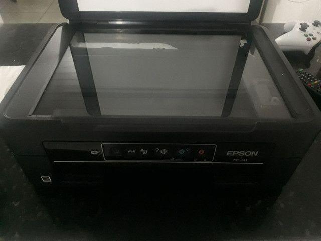 Impressora EPSON XP241  - Foto 4