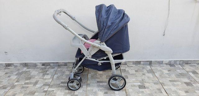 Carrinho de Bebê Galzerano Unissex - Foto 3
