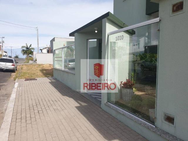 Apartamento com 2 dormitórios para alugar, 60 m² por R$ 770/mês - Urussanguinha - Ararangu - Foto 3