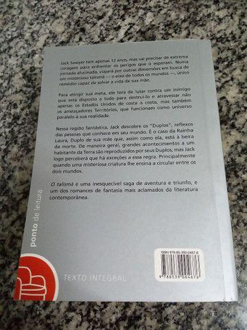 Livro - O Talismã - Stephen King e Peter Straub - Foto 6