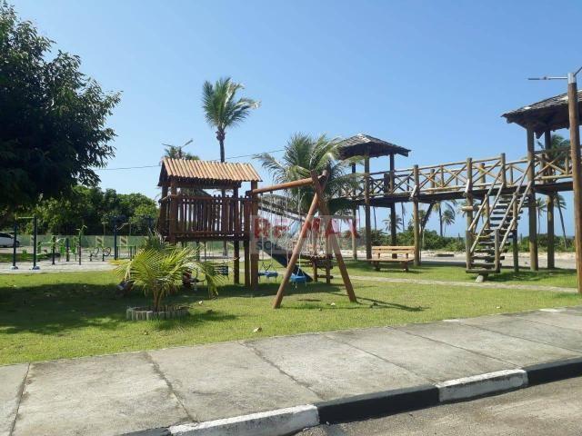 Terreno cond. Parque do Jacuipe - 675 m² por R$ 330.000 - Barra do Jacuípe - Camaçari - Foto 4