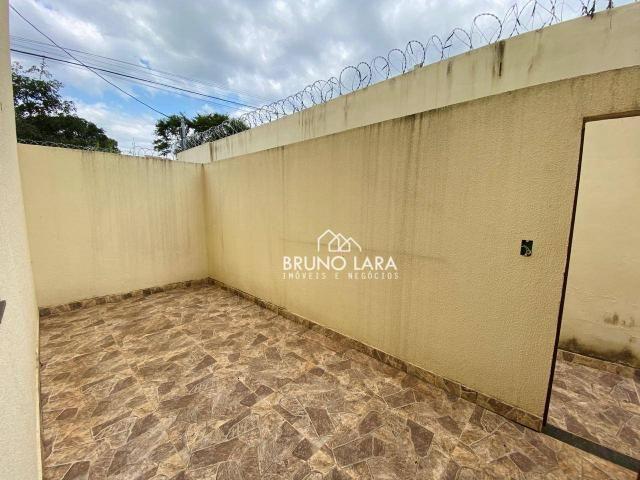 Casa com 3 dormitórios para alugar, 75 m² por R$ 900/mês - Vale Do Amanhecer - Igarapé/MG - Foto 14