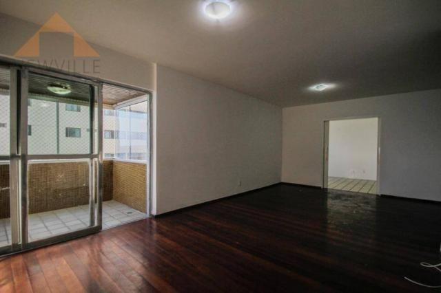 Apartamento com 3 quartos à venda, 163 m² por R$ 749.999 - Boa Viagem - Recife