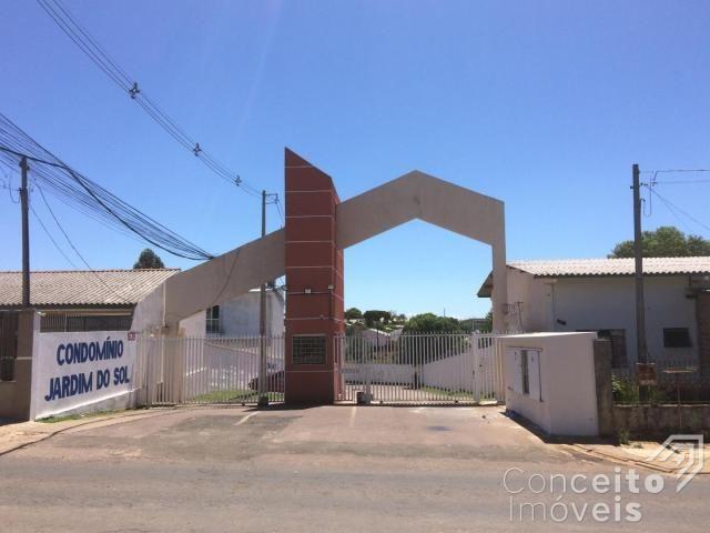 Casa de condomínio à venda com 2 dormitórios em Uvaranas, Ponta grossa cod:393049.001 - Foto 15