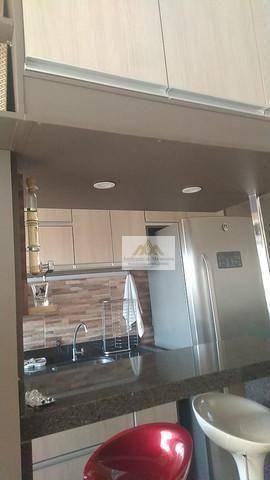 Apartamento com 2 dormitórios à venda, 56 m² por R$ 265.000,00 - Planalto Verde - Ribeirão - Foto 6