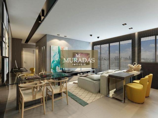 Apartamento a venda 2 quartos no Santa Efigênia