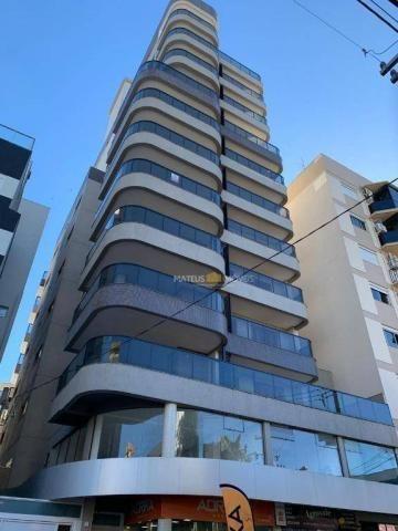 Apartamento com 3 dormitórios para alugar, 156 m² por R$ 2.600,00/mês - Centro - Lajeado/R