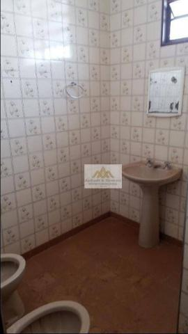 Casa com 2 dormitórios para alugar, 113 m² por R$ 1.200,00/mês - Vila Tibério - Ribeirão P - Foto 8