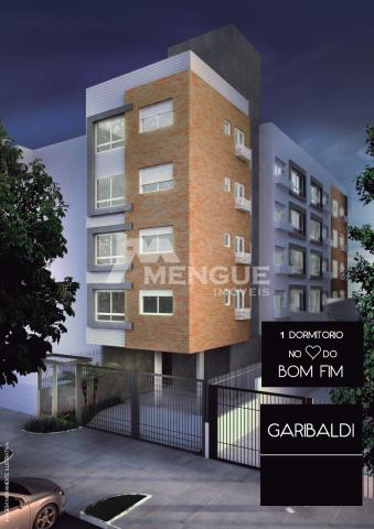 Apartamento à venda com 1 dormitórios em Bom fim, Porto alegre cod:2234 - Foto 2