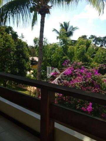 Casa com 4 dormitórios à venda, 205 m² por R$ 990.000,00 - Guarajuba - Camaçari/BA - Foto 4