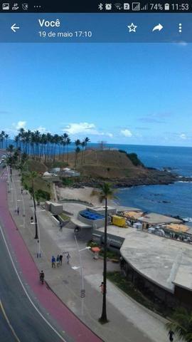 """""""Barra Expresso 222 - 1 quarto e Sala Mobiliado - Vista Mar - Foto 8"""