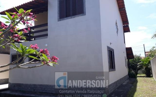 Casa duplex c/ 3 Qtos  2 suíte em ótima localização no Jd. Atlântico Itaipuaçu - Foto 3