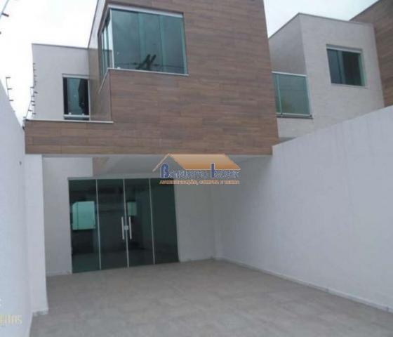 Casa à venda com 3 dormitórios em Itapoã, Belo horizonte cod:41030