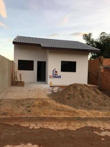Casa à venda por R$ 146.000 - Green Park - Ji-Paraná/RO