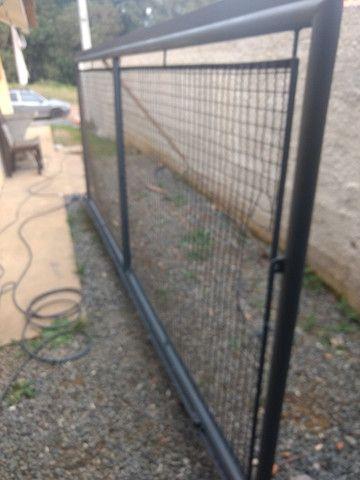 Portão 1,70 altura 3,80 largura - Foto 2