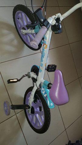 Bicicleta  da frouzen  - Foto 3