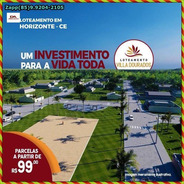 Loteamento Villa Dourados(Ligue já)!.! - Foto 10