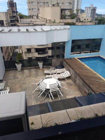 Locação Temporada Cobertura Guarujá com Piscina - Foto 2