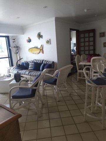 Locação Temporada Cobertura Guarujá com Piscina - Foto 3