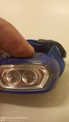 Lanterna de cabeça Black Diamond - Foto 5