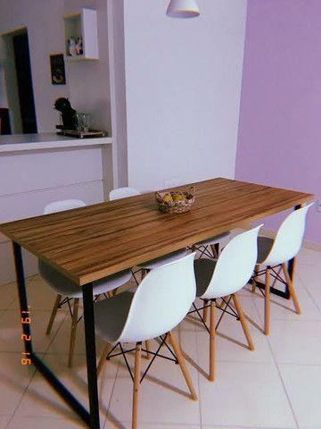 Mesas estilo industrial - Foto 5