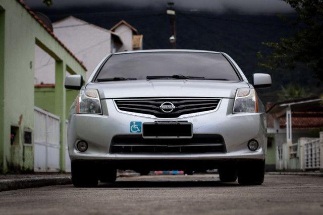Nissan Sentra 2.0 S Flex GNV Automático em perfeito estado - Foto 7