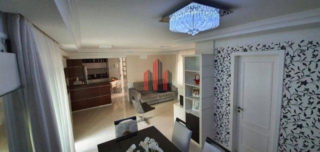 AP8072 Apartamento com 3 dormitórios, 112 m² por R$ 965.000 - Balneário - Florianópolis/SC - Foto 5