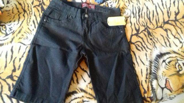 Bermuda Jeans masculina - Foto 3