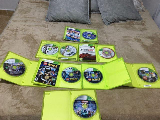 Jogos Xbox 360 originais quit 9 jogos eviamos pelo correio freet por conta do comprador  - Foto 2