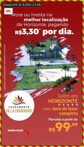 Loteamento Villa Dourados(Ligue já)!.! - Foto 2