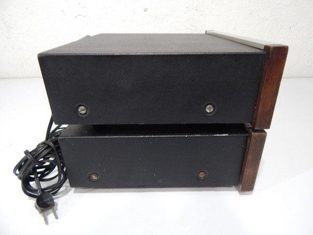 Amplificador e tuner pioneer som antigo anos 70 - Foto 6