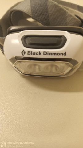 Lanterna Black Diamond
