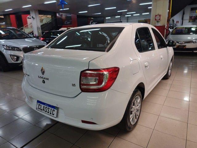 Renault Logan Zen 1.6 16V SCe (Flex) - Foto 4