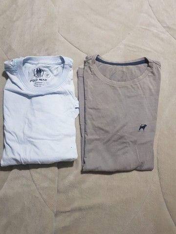 10 camisetas - Foto 3