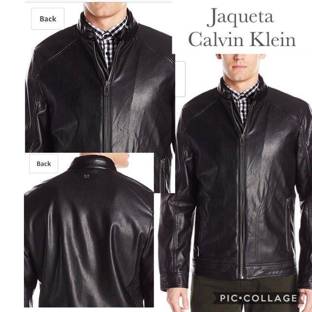 Jaqueta Calvin Klein - última peça original