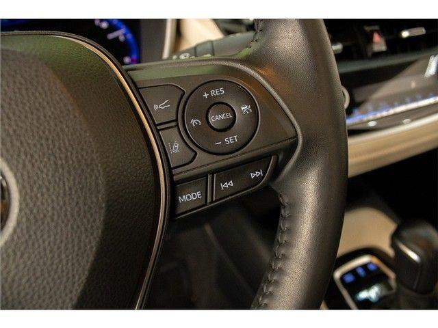 Toyota Corolla 2020 1.8 altis hybrid premium cvt - Foto 10