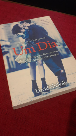 Livro Um Dia - David Nicholls