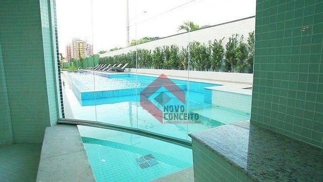 Apartamento com 4 dormitórios à venda, 164 m² por R$ 1.320.000 - Guararapes - Fortaleza/CE - Foto 10