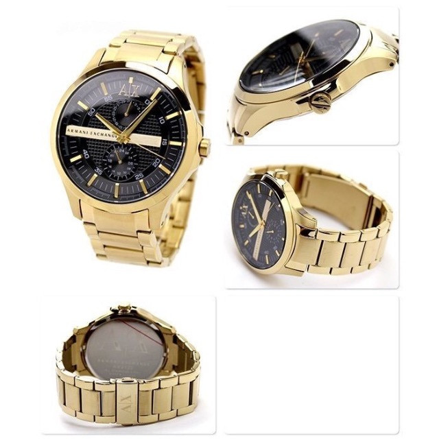 Relógio Armani Exchange Ax2122 Original