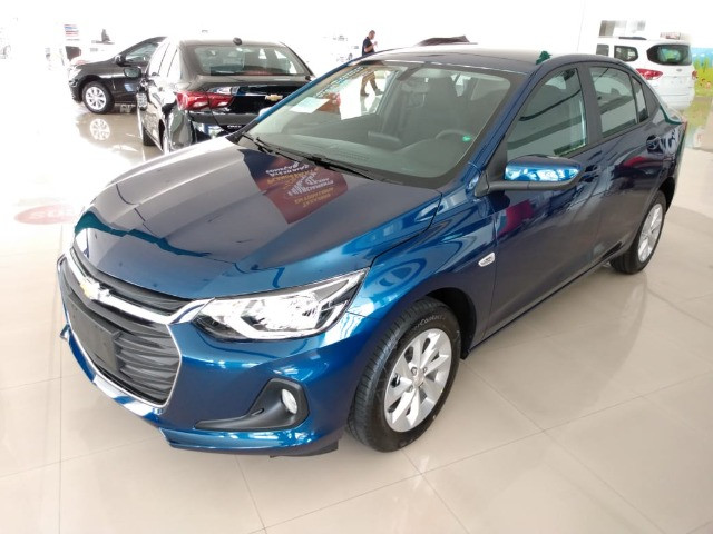 Novo Onix Sedas LTZ  - Aut Turbo 2021