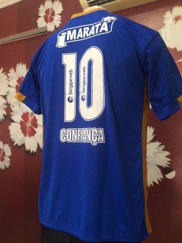 Promoção Camisa Time Confiança Exclusiva 2021 - Foto 2