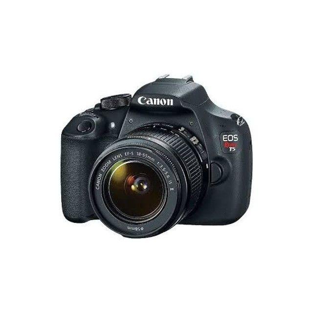 Câmera Profissional: Canon Rebel EOS T3 - Foto 3