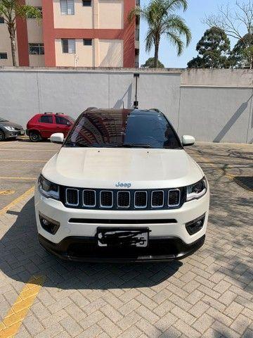 Jeep Compass 2019 2.0 16v flex longitude automático + Pack Premium - Foto 4
