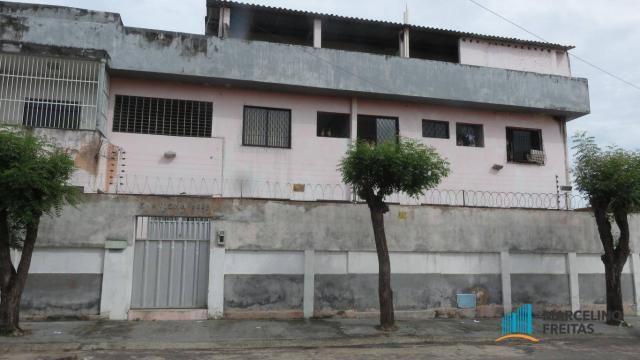 Cobertura com 3 dormitórios para alugar, 180 m² por R$ 709,00/mês - Dionisio Torres - Fort