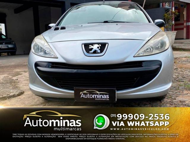 Peugeot 207 1.4 Xr 8v Flex Manual - Foto 2