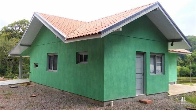 Sítio à venda com 3 dormitórios em Linha araripe, Nova petrópolis cod:1770 - Foto 8