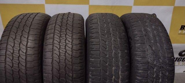 4 pneus 205/60/16 MICHELIN LTX FORCE SEMI-NOVOS