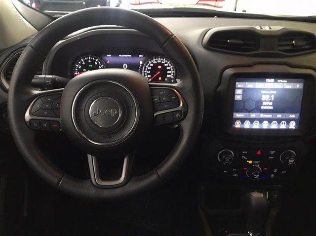 Jeep Renegade 1.8 16V Flex Limited 4P Automático - Foto 8