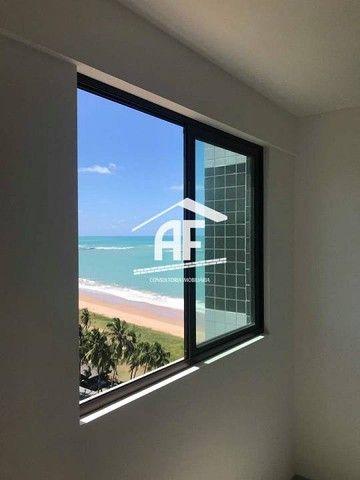 Apartamento com 4 quartos (2 suítes) - Alto padrão com vista total para o mar - Foto 16