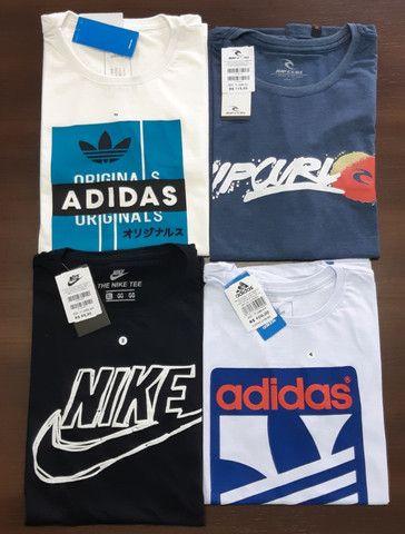 Camiseta Premium 30/1 Penteado no Atacado - Foto 3